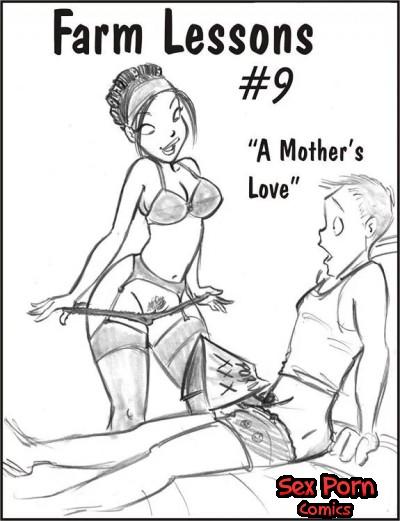 Farm Lessons Jab Comics XXX Issue 9 Mother Love
