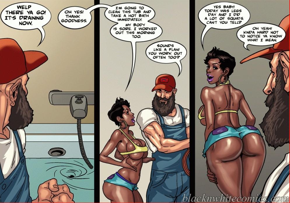 Ogre Porn Comics