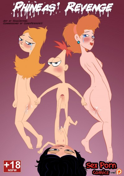 Phineas Revenge- SoulCentinel Sex Comic