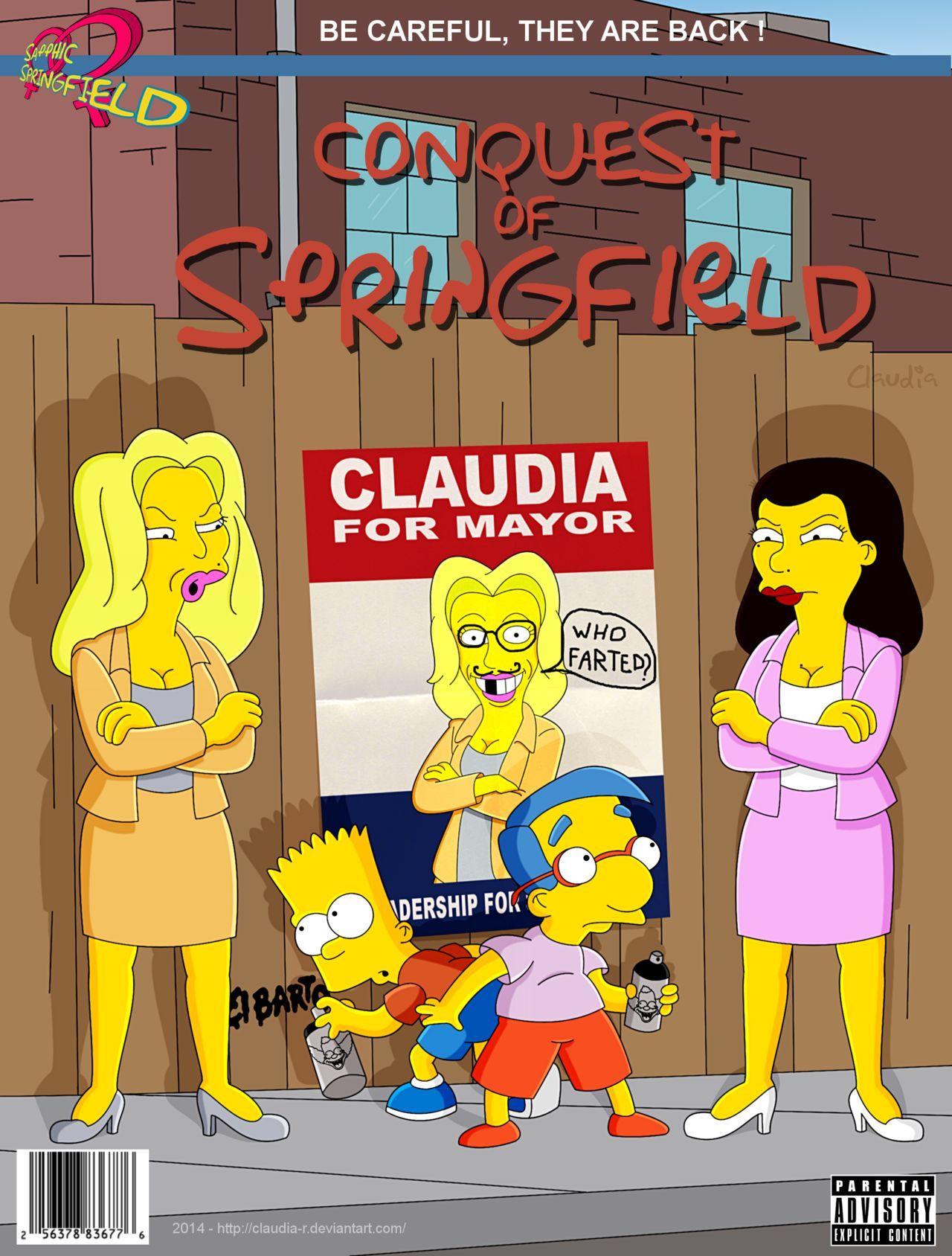 Der Simpson Cartoon Sex