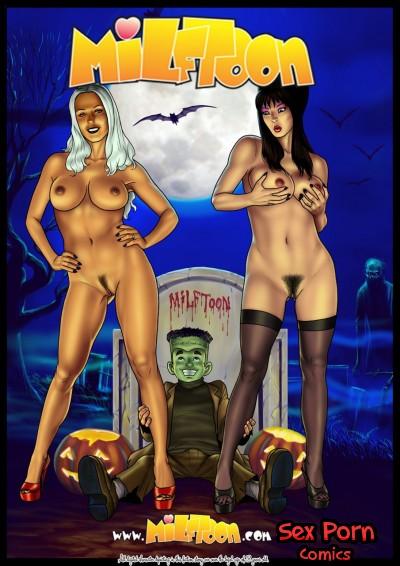 Fright Night Milftoon Porn Comics